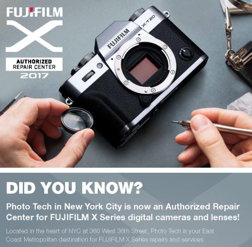 Fuji Film X series